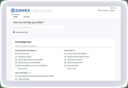 dawex-helpcenter