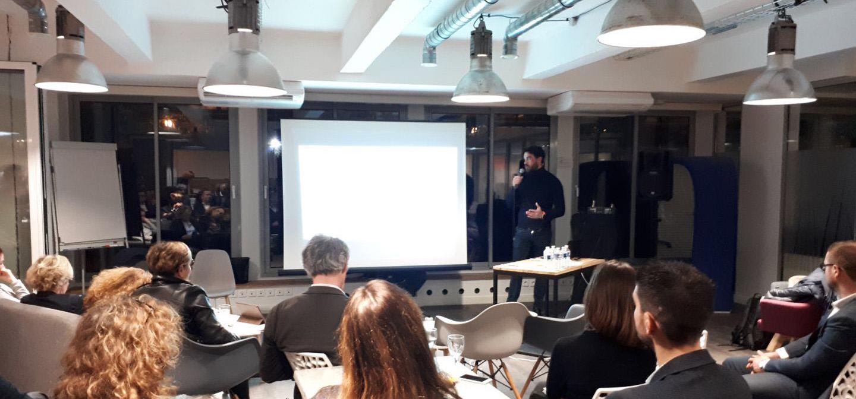 L'Économie de la donnée à l'agenda du Tessi Innovation Afterwork 2019