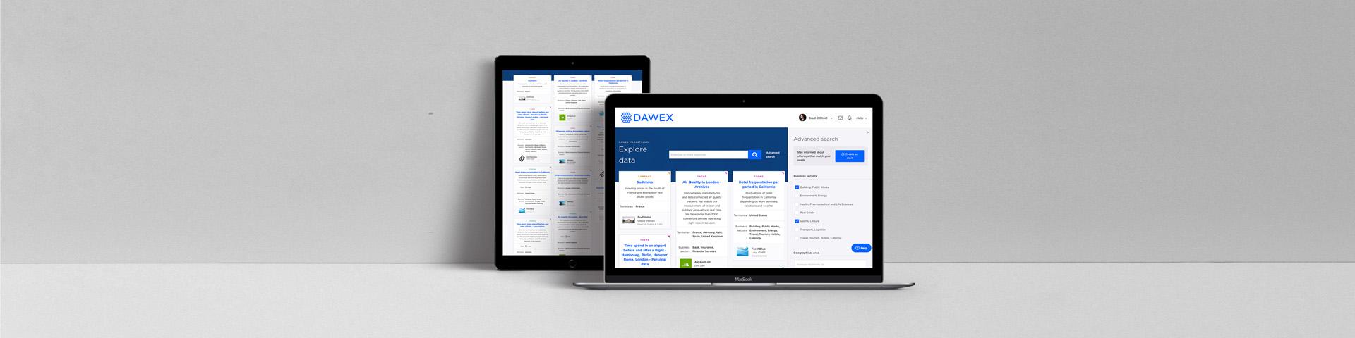 Rechercher sur Dawex