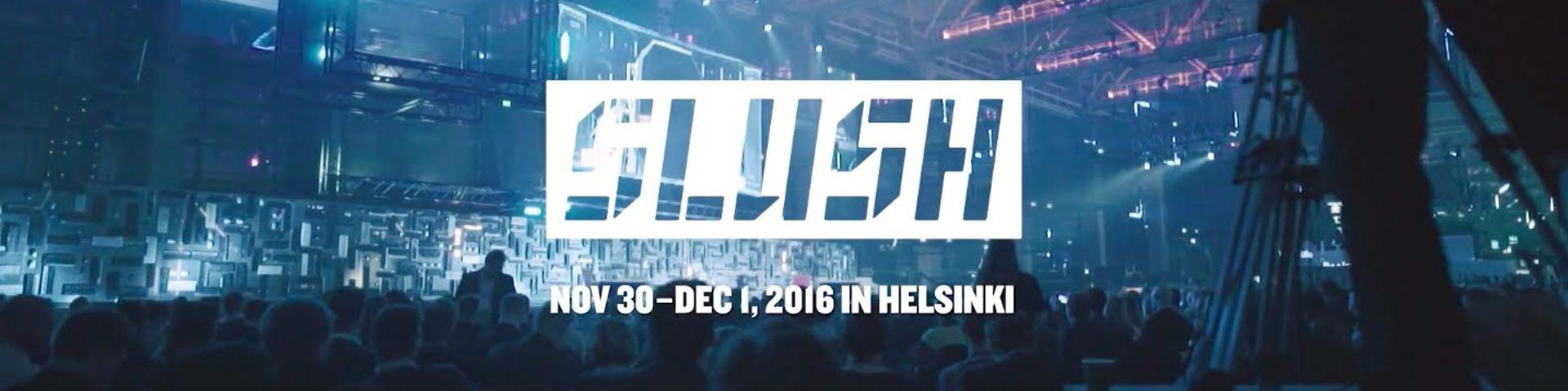 Slush 2016 with Business France