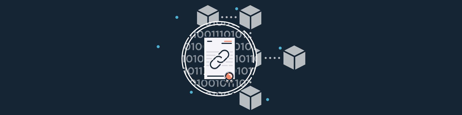 Blockchain et sécurité des contrats sur Dawex