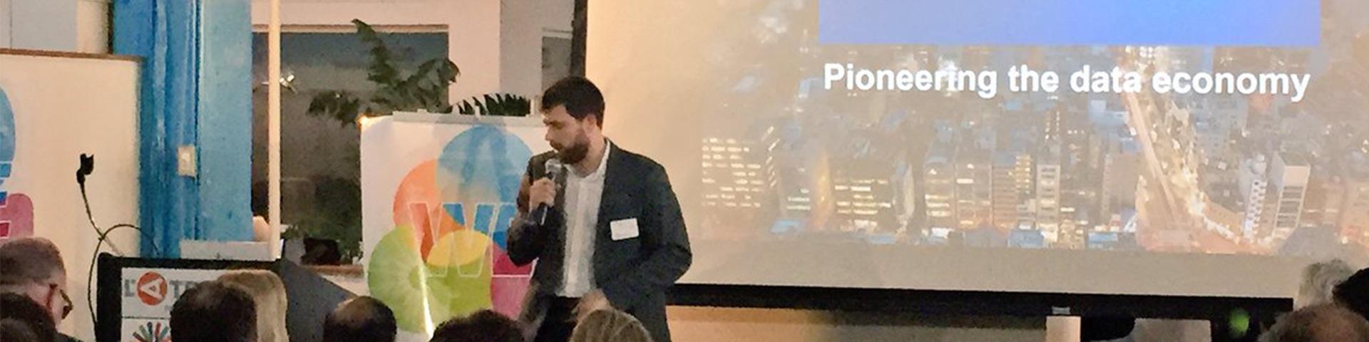 19 avril - Pitch Smart City au French Tech Hub