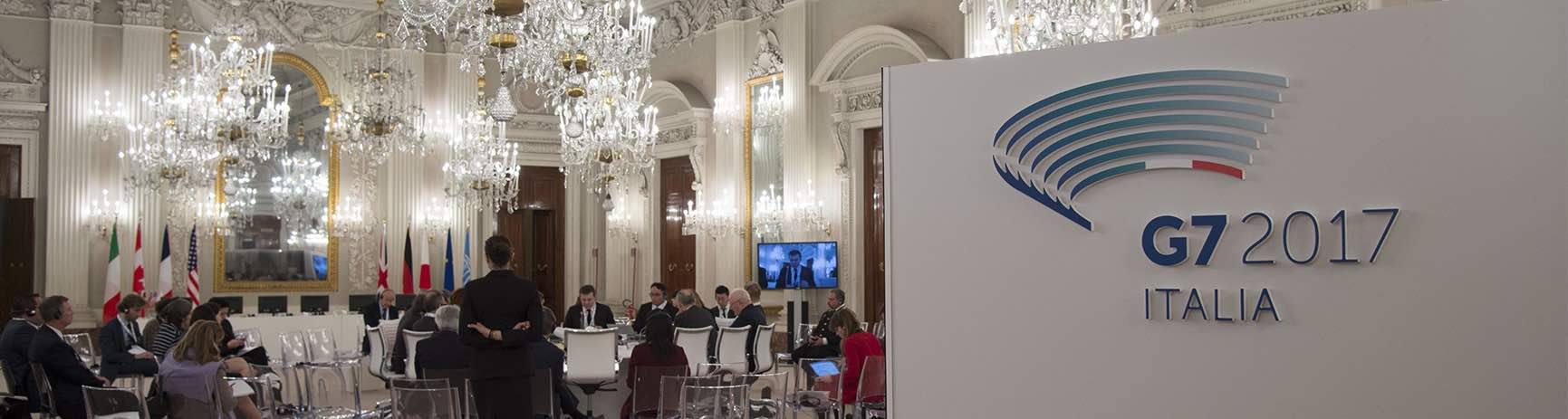 G7 conference on digital transformation