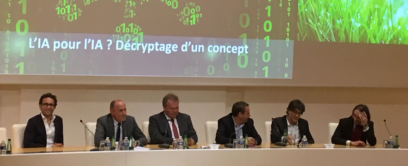 Agridatadays 2018: Dawex shines light on AI for agriculture