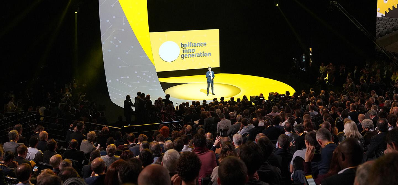 Bpifrance - BIG : Dawex à la rencontre des entrepreneurs du monde entier