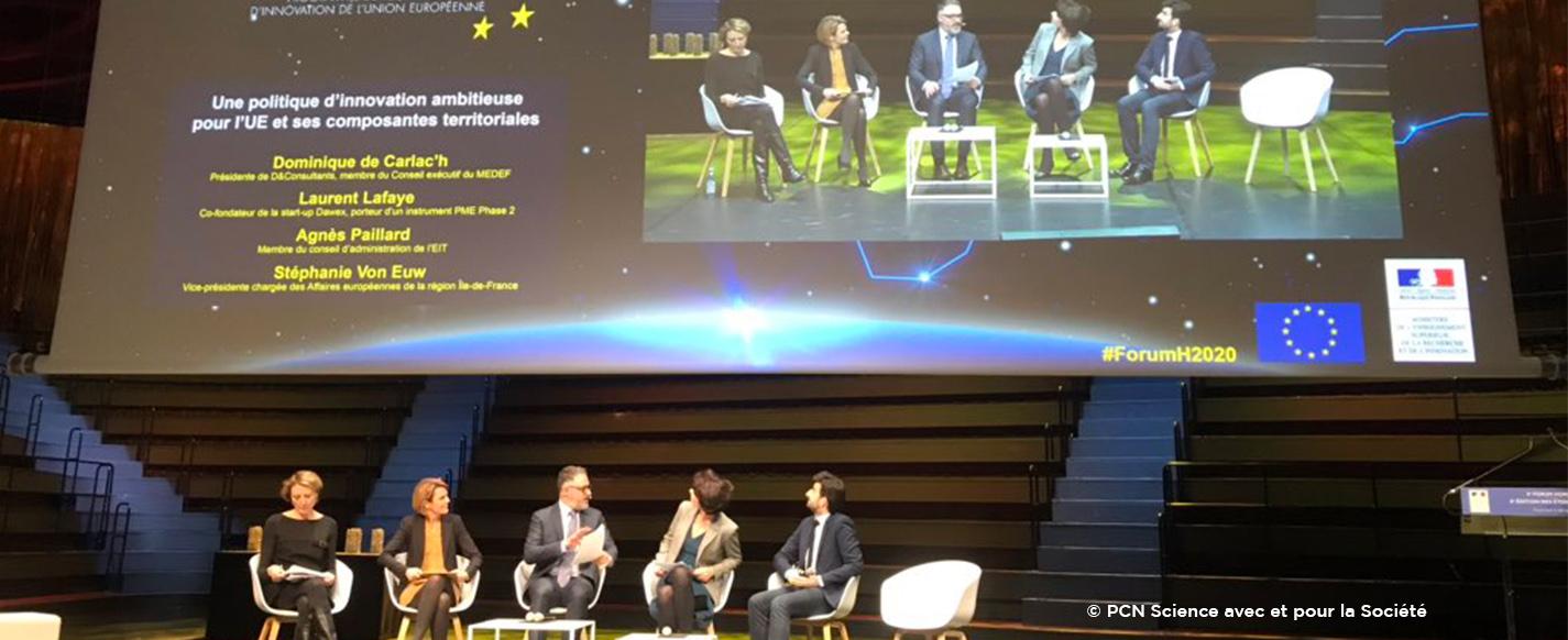 Dawex presents at 5th Horizon 2020 Forum in Paris