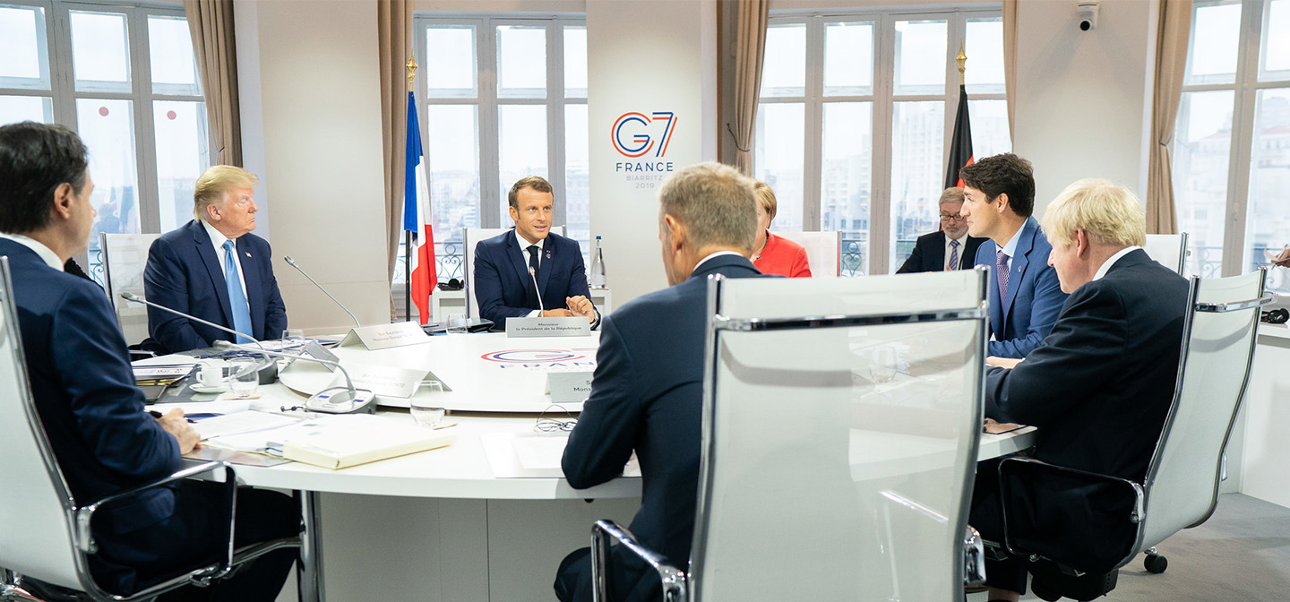 Building the data economy within the G7