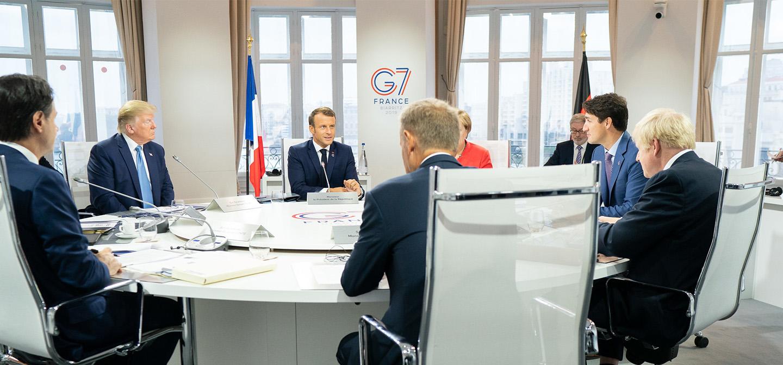 Vers une économie de la donnée au sein du G7